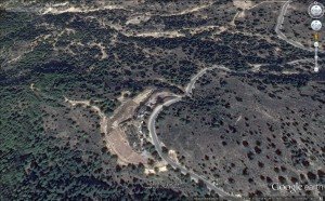 Military base on Kos, 09.10.2013. GoogleEarth.